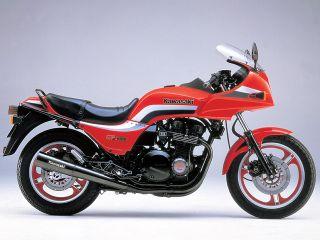 1983年 GPZ1100・新登場