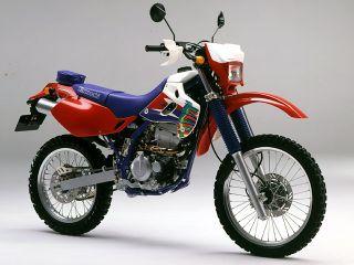 1995年 KLX250ES・カラーチェンジ
