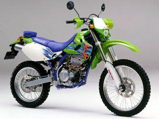 1994年 KLX250SR・カラーチェンジ
