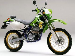 1996年 KLX250SR・カラーチェンジ