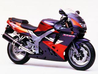 1996年 Ninja ZX-9R・カラーチェンジ