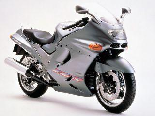 1997年 ZZR1100・カラーチェンジ