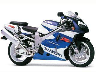 1999年 TL1000R・カラーチェンジ