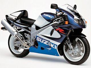 2001年 TL1000R・カラーチェンジ