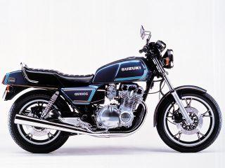 1982年 GS1100G・新登場