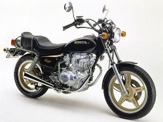 1980年 CM400T