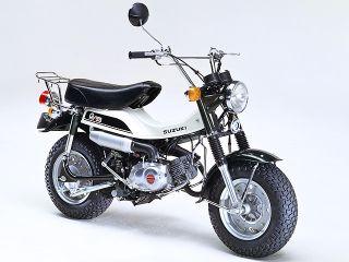 1978年 VanVan 50S