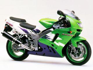 1997年 Ninja ZX-9R・カラーチェンジ