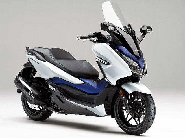 ホンダ(HONDA) フォルツァ | FORZAの型式・諸元表・詳しいスペック-バイクのことならバイクブロス