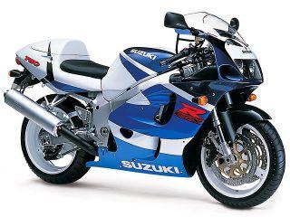 1999年 GSX-R750・カラーチェンジ