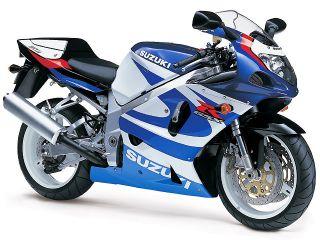 2000年 GSX-R750・フルモデルチェンジ