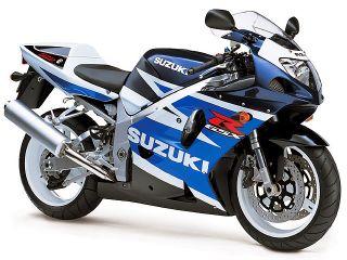 2002年 GSX-R750・カラーチェンジ