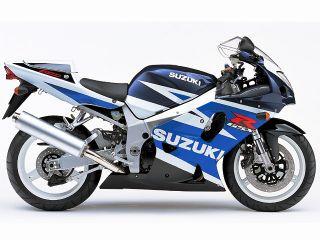 2003年 GSX-R750・カラーチェンジ