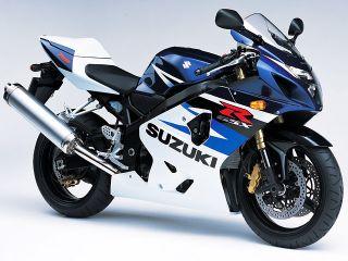 2004年 GSX-R750・フルモデルチェンジ