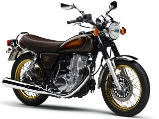 2019年 SR400 40th Anniversary Edition・特別・限定仕様