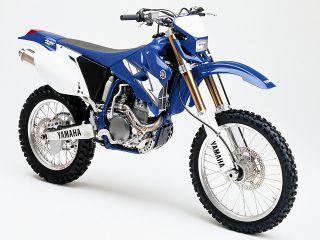 2004年 WR450F