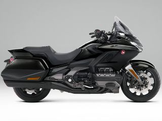 2019年 GOLDWING Dual Clutch Transmission・追加