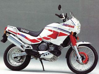 1991年 XTZ750 Super Tenere・マイナーチェンジ