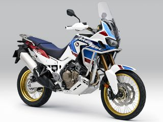 2019年 CRF1000L Africa Twin Adventure Sports・カラーチェンジ