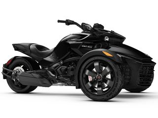 2018年 can-am SPYDER F3
