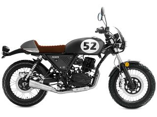 Tiquattro125 CafeRacer