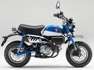 2019年 MONKEY125 ABS・カラーチェンジ