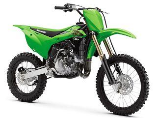 2020年 KX100・カラーチェンジ