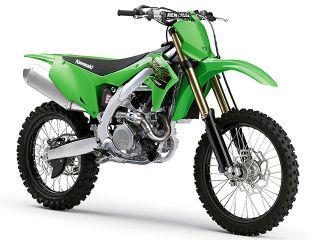 2020年 KX450・カラーチェンジ