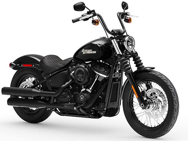 ハーレーダビッドソン(Harley-Davidson) FXBB ソフテイルストリートボブ   FXBB Softail Street  Bobの型式・諸元表・詳しいスペック-バイクのことならバイクブロス