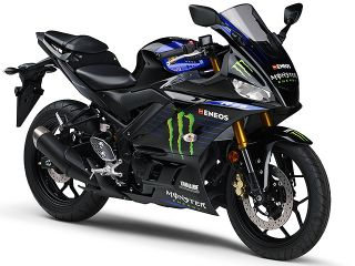 2019年 YZF-R25 ABS Monster Energy Yamaha MotoGP Edition・特別・限定仕様