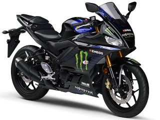 2019年 YZF-R3 ABS Monster Energy Yamaha MotoGP Edition・特別・限定仕様