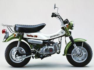 1974年 VanVan 50S