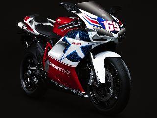 2010年 848 Nicky Hayden Edition・特別・限定仕様