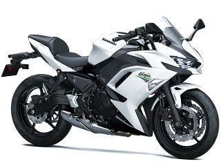 2020年 Ninja 650・マイナーチェンジ