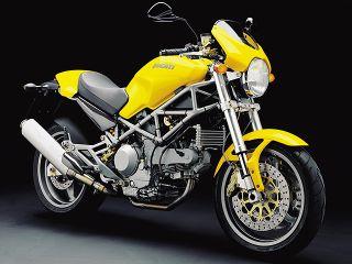 2004年 Monster 1000S