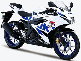 2020年 GSX-R125 ABS・マイナーチェンジ