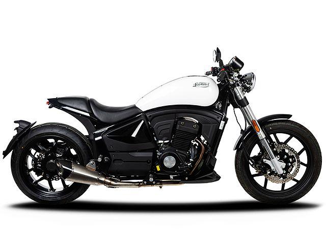 125 レオン アート ウイングフット株式会社がスペインのバイクメーカー「LEONART SA」の車両を7月中旬より販売開始