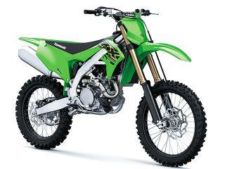 2021年 KX450・マイナーチェンジ