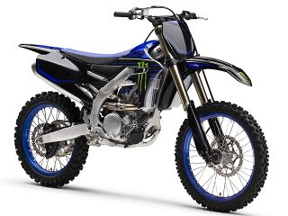 2021年 YZ250F Monster Energy Yamaha Racing Edition・特別・限定仕様