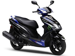 2020年 CYGNUS X MonsterEnergy YamahaMotoGP Edition・特別・限定仕様