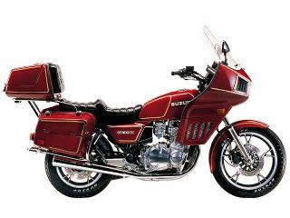 1982年 GS1100GK・新登場