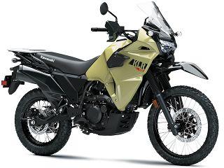 2021年 KLR650・フルモデルチェンジ