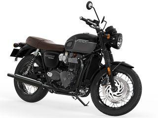 Bonneville T120 / BLACK